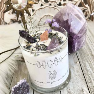 Decorate Crystal Stone for candles